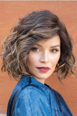 Adeline by Rene of Paris Wigs - Lace Front, Monofilament Wigs