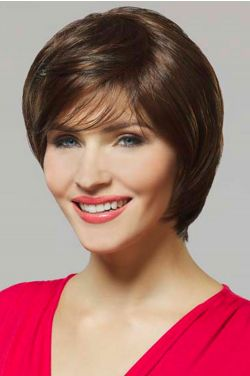 Logan by Henry Margu Wigs - Petite/Average, Monofilament Crown Wig