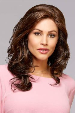 Ava by Henry Margu Wigs - Monofilament, Lace Front Wig