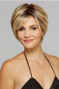 LAST CALL - Rachel by Henry Margu Wigs - Monofilament Top, Lace Front Wig