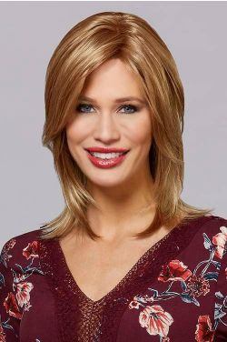 Scarlet by Henry Margu Wigs - Monofilament Top, Lace Front Wig