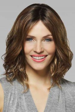 Natalie by Henry Margu Wigs - Lace Front, Monofilament Top Wig