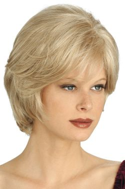 Martha by Louis Ferre Wigs - Hand Tied, Monofilament Wig