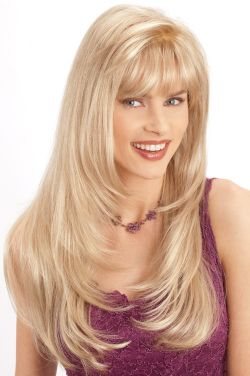 Pammy by Louis Ferre Wigs - Monofilament Wig