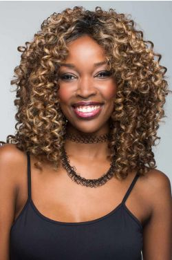 Diva by Orchid/Rene of Paris Wigs - Monofilament Part, Lace Front Wig