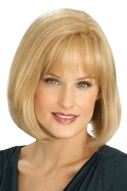 Opal by Louis Ferre Wigs - Human Hair, Hand Tied, Monofilament Wig