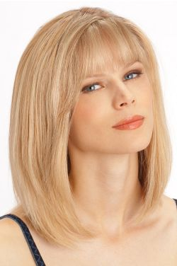 Topaz by Louis Ferre Wigs - Human Hair, Hand Tied, Monofilament Wig