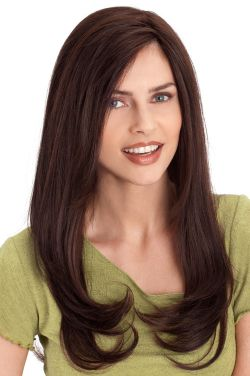 Diamond by Louis Ferre Wigs - Human Hair, Hand Tied, Monofilament Wig