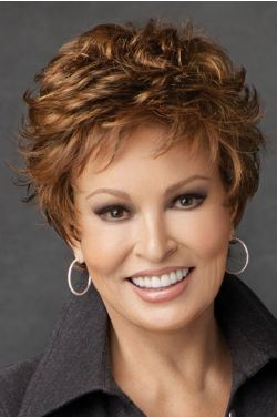 Autograph by Raquel Welch Wigs - Monofilament, Lace Front Wig