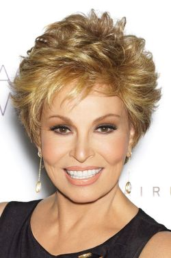 Center Stage by Raquel Welch Wigs- Monofilament, Lace Front Wig