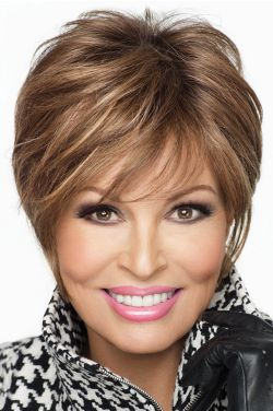 Cover Girl by Raquel Welch Wigs- Monofilament, Lace Front Wig