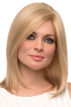 Hannah by Envy Wigs - Human Hair, Lace Front, Hand Tied, Monofilament Wig