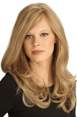 NRC001HM by Louis Ferre Wigs - Human Hair, Hand Tied, Monofilament Wig
