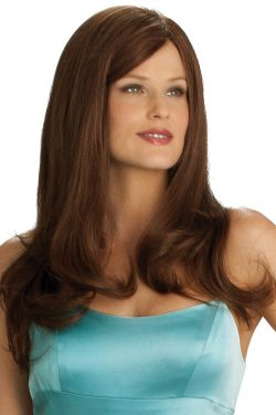 NRC002HM by Louis Ferre Wigs - Human Hair, Hand Tied, Monofilament, Lace Front Wig