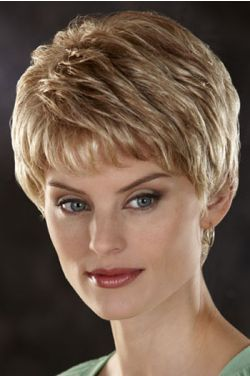 Petite Pamela by Henry Margu Wigs -  Monofilament Wig