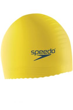Speedo Solid Latex Swim Cap