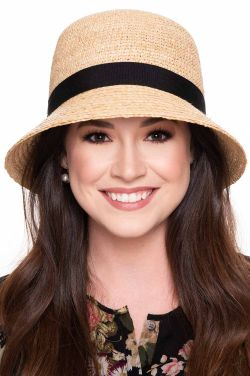 Abigail Hand Crocheted Bucket Hat | Packable Summer Hat for Women