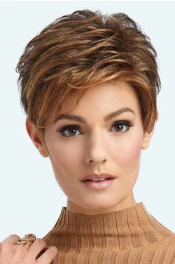 Advanced French Wig by Raquel Welch Wigs - Lace Front, Heat Friendly Synthetic Wig