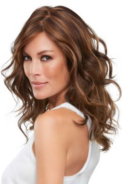 Alexis by Jon Renau Wigs - Double Monofilament, Hand Tied Wig