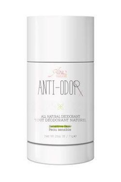 Alra Naturals Anti-OdoRX Sensitive Skin Deodorant | For Chemotherapy and Radiation Patients |