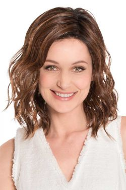 Amaretto by Belle Tress Wigs - Heat Friendly Synthetic, Lace Front Wig