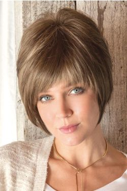 Emily by Amore Rene of Paris - Monofilament, Hand Tied Wig