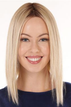 Anatolia by Belle Tress Wigs - Heat Friendly Synthetic, Lace Front, Monofilament Part