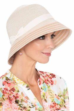 Andela Ribbon Cloche Hat   Stylish Summer Hat for Women