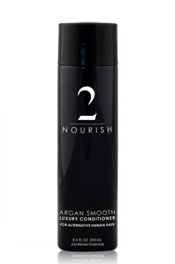Jon Renau Argan Smooth Conditioner for Human Hair |