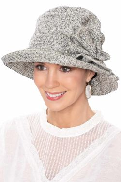 Aria Cloche Hat | Brimmed Summer Hats for Women