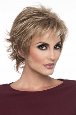 Aria by Envy Wigs - Human Hair/Heat Friendly Synthetic Blend Wig