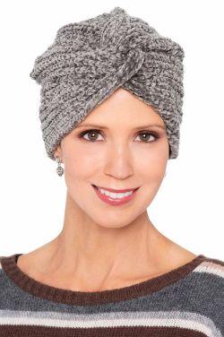 Armella Chenille Turban | Chenille Hats for Women