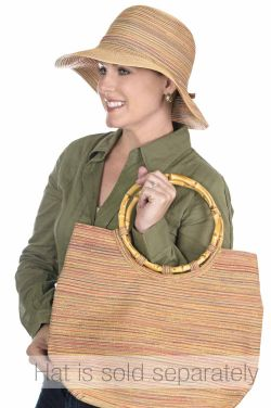 Bamboo Bahama Bag