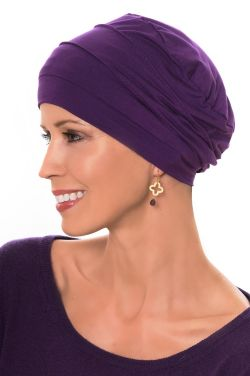 Large Comfort Cap | Cardani Viscose from Bamboo Hat for Large Heads
