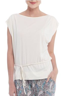 Cardani Katinka Blouse | Viscose from Bamboo T-Shirt Clothing Top