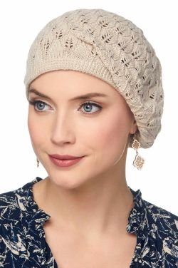 Barely There Cotton Beret
