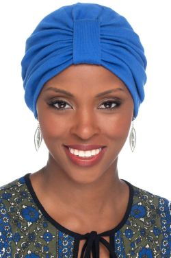 Basic Cotton Blend Turbans