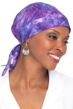 Women's Doo Rags | All Cotton Batik Head Wrap