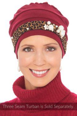 Bead & Pearl Elastic Headband | Headband & Hat Accessory