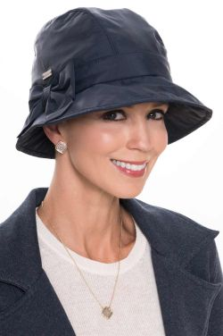 All Weather Beatrice Rain Hat | Stylish Rain, Snow & Sleet Cap