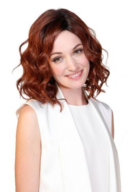 Biscotti Babe by Belle Tress Wigs - Heat Friendly Synthetic, Monofilament, Lace Front Wig
