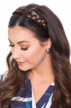 Cardani Headband Braid | Hair Braid Headband for Women & Girls