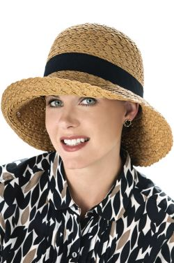 Braided Brittany Sun Hat