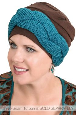 Braided Cuff Headband | Ear Warming Headband & Hat Accessory
