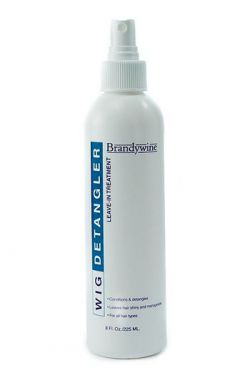 Synthetic Wig Conditioner | Brandywine Leave In Wig Detangler Spray |