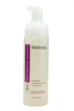 Brandywine Wig Styling Mousse for Synthetic or Human Hair Wigs |