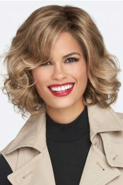 Brave The Wave by Raquel Welch Wigs - Lace Front, Monofilament Part Wig
