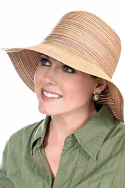 Brimmed Anita Hat | Sun Hat for Women
