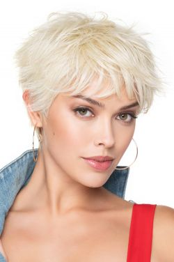 Brushed Pixie by TressAllure Wigs - Heat Friendly Synthetic Wig