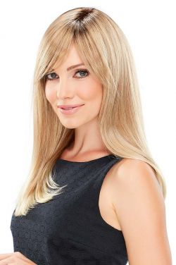 LAST CALL - Camilla by Jon Renau Wigs - Double Mono Top, Hand Tied Wig